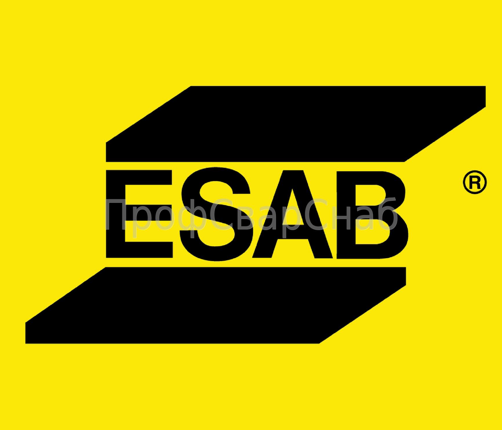 оборудования и компРектующих компании ESAB