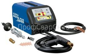 BLUEWELD Digital Plus 5000